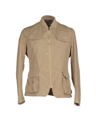 Obvious Basic - Natural Jacket for Men - Lyst