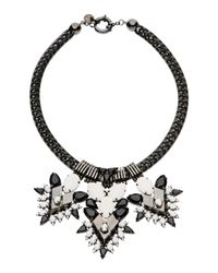 Persy | Black Necklace | Lyst