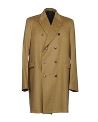 Paul Smith - Natural Coat for Men - Lyst