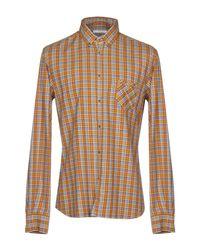 Aglini - Multicolor Shirt for Men - Lyst