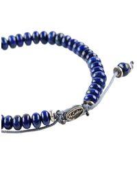 M. Cohen - Blue Bracelets - Lyst