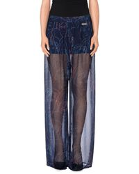 Pepe Jeans - Blue Casual Pants - Lyst