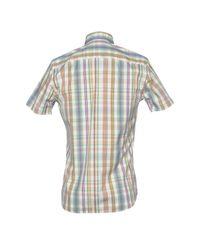 Sonrisa - Green Shirt for Men - Lyst