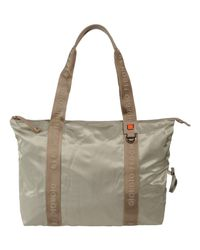 Giorgio Fedon - Gray Large Fabric Bag - Lyst