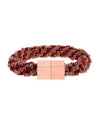 Bex Rox - Red Bracelet - Lyst
