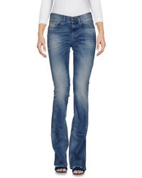 DIESEL Blue Denim Pants