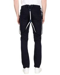 Antony Morato - Blue Denim Pants for Men - Lyst
