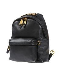 Moschino - Black Backpacks & Bum Bags - Lyst