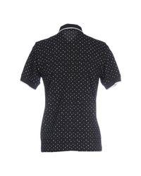 Markus Lupfer - Black Polo Shirt for Men - Lyst