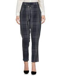 Woolrich - Blue Casual Pants - Lyst