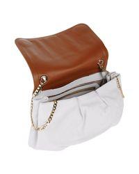 Patrizia Pepe - White Handbag - Lyst