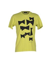 Viktor & Rolf - Green T-shirt for Men - Lyst