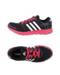 Adidas Black Low-tops & Sneakers