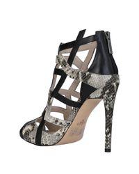 Liu Jo Gray Sandals