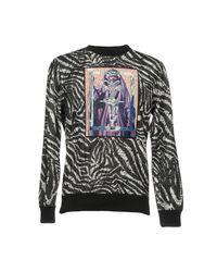 Les Benjamins - Black Sweatshirt for Men - Lyst