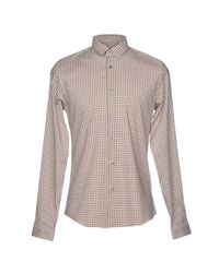 Gucci - Natural Shirt for Men - Lyst
