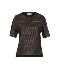 Drumohr - Black T-shirts - Lyst