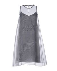 Dorothee Schumacher - Gray Knee-length Dress - Lyst