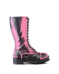 Moschino - Multicolor Boots - Lyst