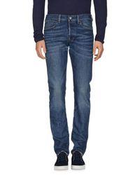 Denim & Supply Ralph Lauren - Blue Denim Pants for Men - Lyst