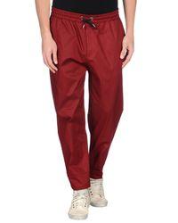 Antonio Marras - Purple Casual Trouser for Men - Lyst