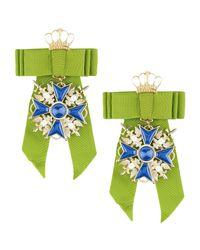 DSquared² - Green Earrings - Lyst