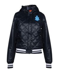 Nike - Blue Jackets - Lyst