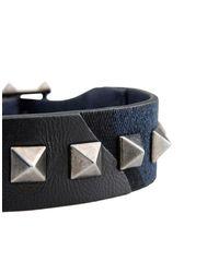 Valentino - Blue Bracelet - Lyst