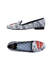 Apologie - Gray Loafer - Lyst
