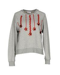 Ainea - Gray Sweatshirt - Lyst