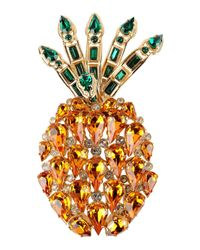 DSquared² - Orange Brooch - Lyst