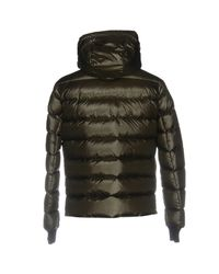 Rossignol - Green Down Jacket for Men - Lyst