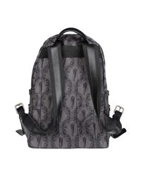 Dolce & Gabbana - Black Backpacks & Bum Bags - Lyst