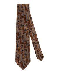 Billionaire - Brown Tie for Men - Lyst