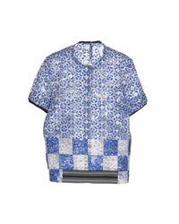 Pianurastudio | Blue Shirt | Lyst