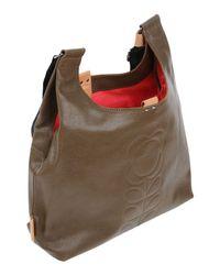 Orla Kiely - Brown Cross-body Bag - Lyst