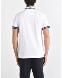 8 - White Polo Shirts for Men - Lyst
