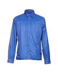 Save The Duck - Blue Jackets for Men - Lyst