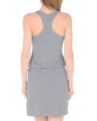Emporio Armani Blue Nightgowns