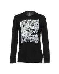 Altamont - Black T-shirt for Men - Lyst