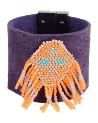 Hipanema | Purple Bracelet | Lyst