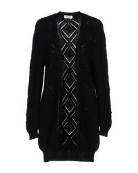 Moschino - Black Cardigan - Lyst
