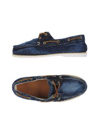 Timberland - Blue Loafer for Men - Lyst