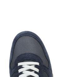 Geox - Blue Low-tops & Sneakers for Men - Lyst