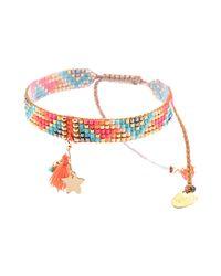 Mishky - Orange Bracelet - Lyst