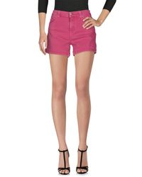 Dondup - Multicolor Denim Shorts - Lyst