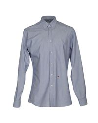Moschino Blue Shirt for men