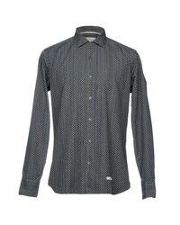 Tintoria Mattei 954 - Green Shirt for Men - Lyst