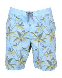 Billabong - Blue Beach Shorts And Trousers for Men - Lyst