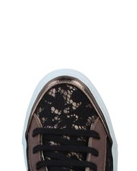 Twin Set - Black High-tops & Sneakers - Lyst